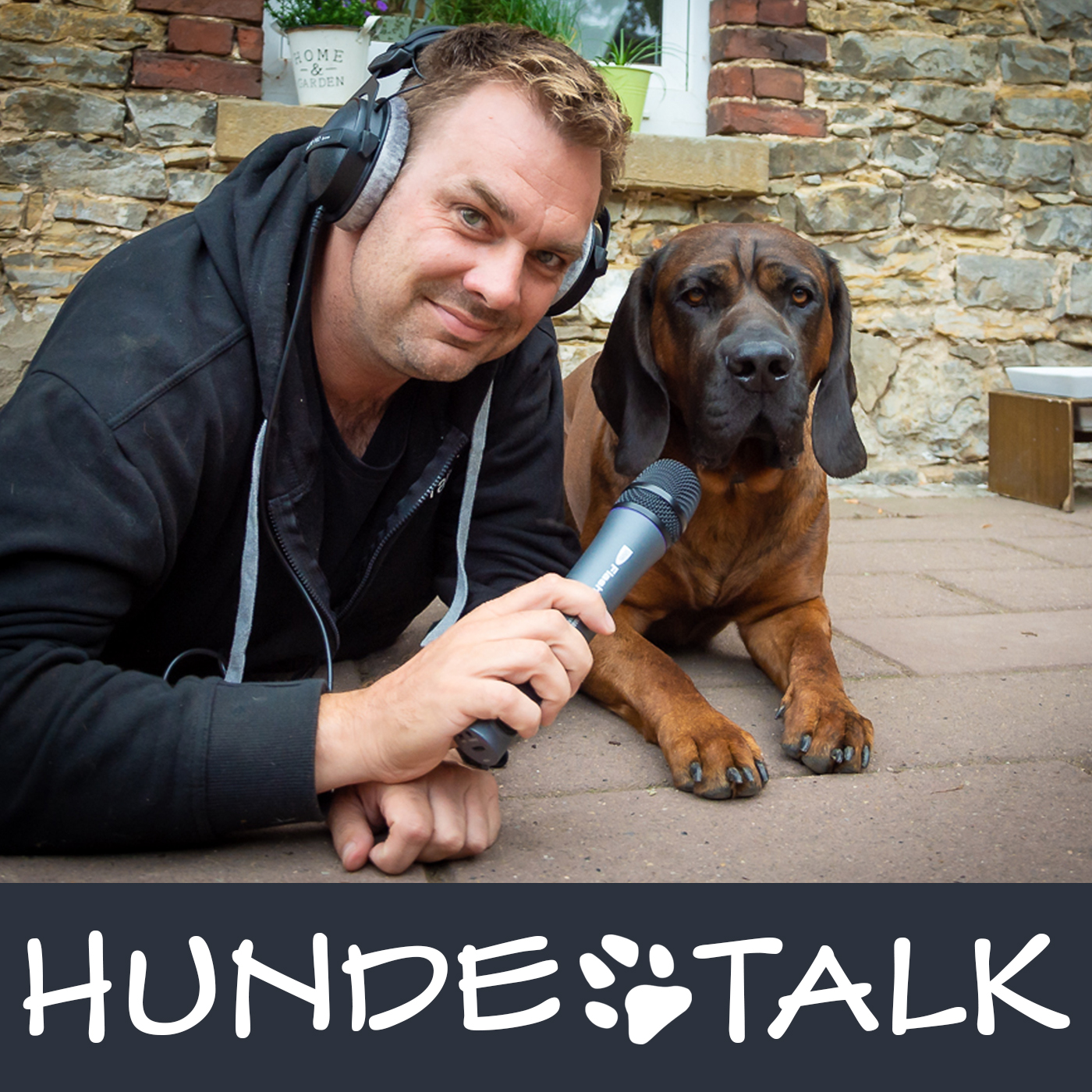 Cover des Hundetalk Podcasts