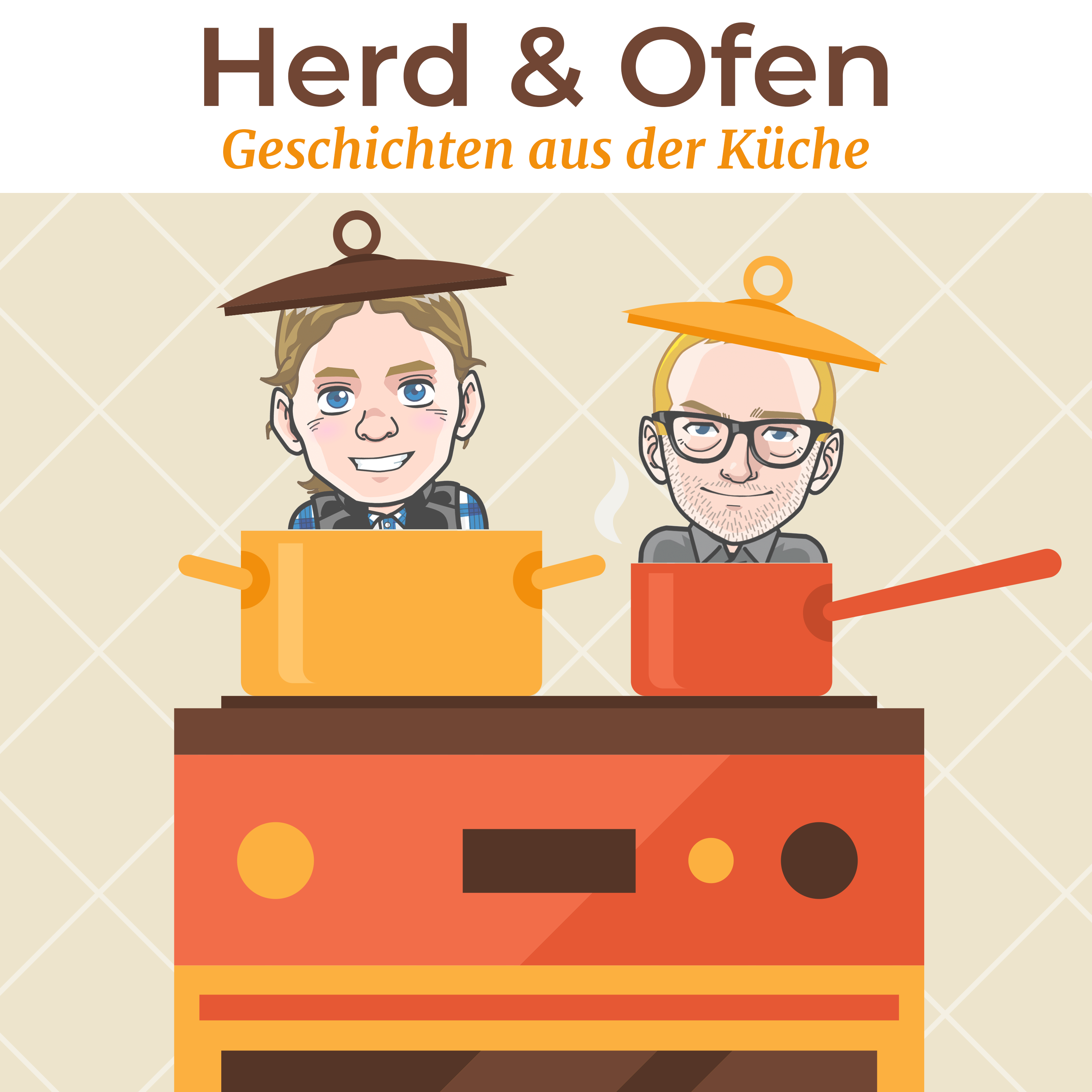 Cover des Herd & Ofen Podcasts