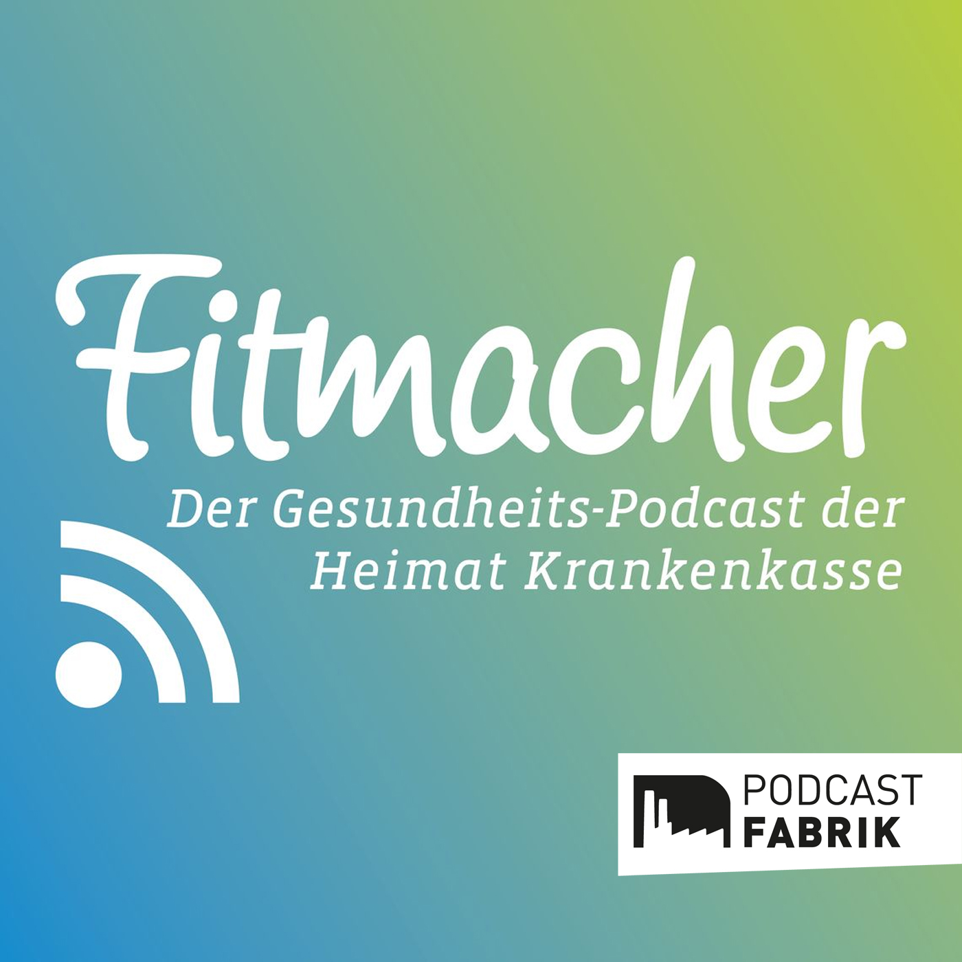 Fitmacher Podcast Cover