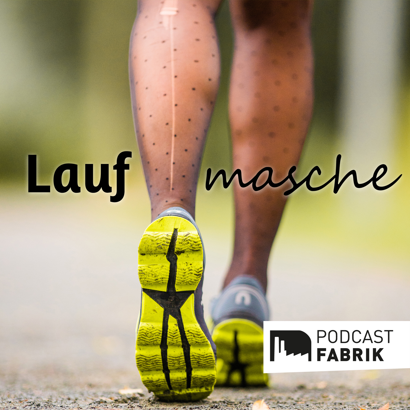Laufmasche Podcast Cover