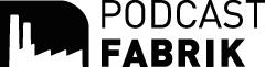Podcastfabrik logo